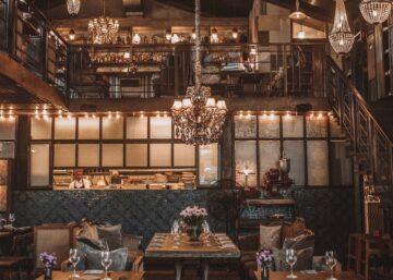 Desain dalam Pembuatan Vintage Restaurant 3
