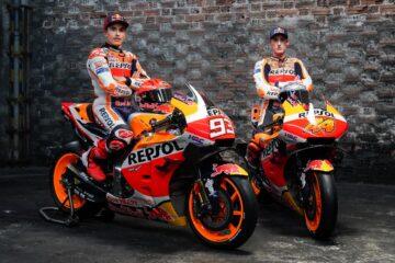 Dua Pembalap Repsol Honda MotoGP 2021 8