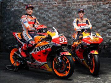 Dua Pembalap Repsol Honda MotoGP 2021 11