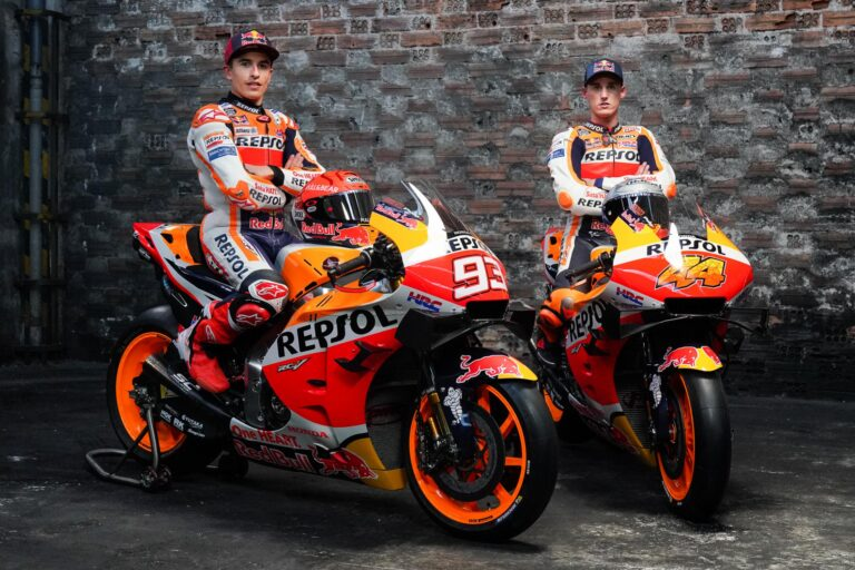 Dua Pembalap Repsol Honda MotoGP 2021 1