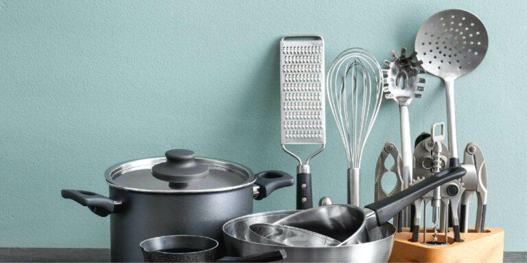 7 Item Alat Dapur Penting Yang Wajib Kamu Miliki 1