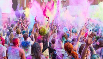 Sejarah Holi : Festival India yang Indah dan Penuh Warna 1