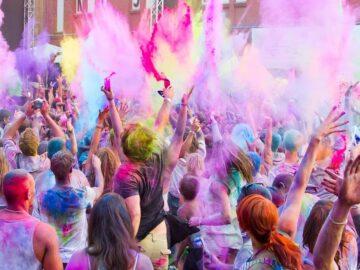 Sejarah Holi : Festival India yang Indah dan Penuh Warna 3