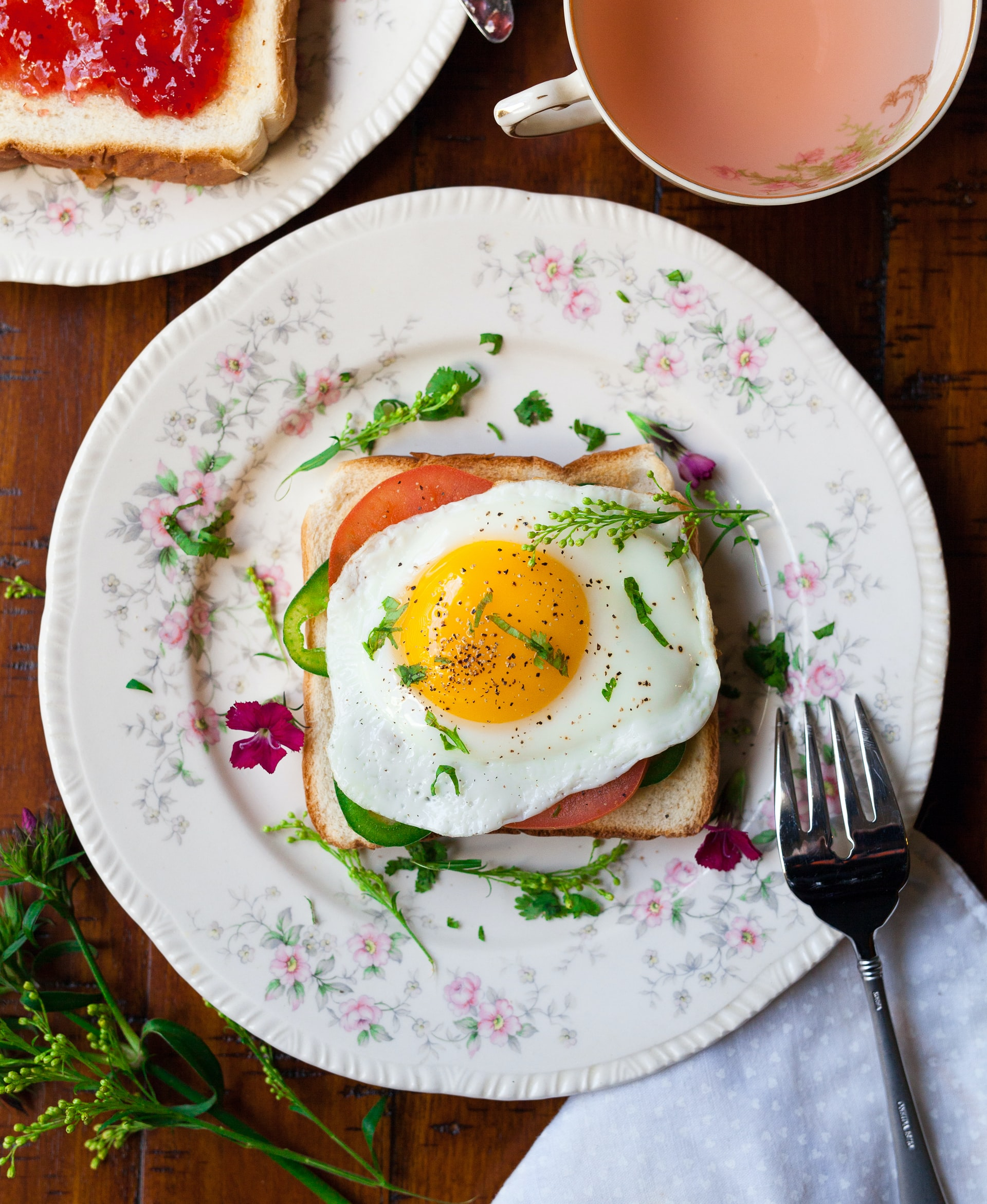 Tips Telur Goreng Setengah Matang 3