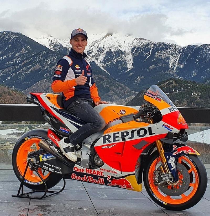 Dua Pembalap Repsol Honda MotoGP 2021 5