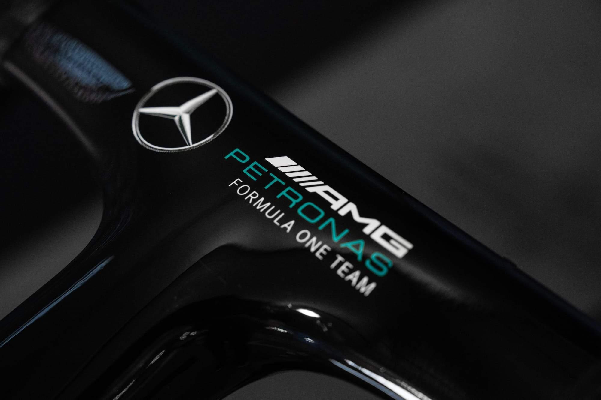 mercedes AMG Petronas team formula one
