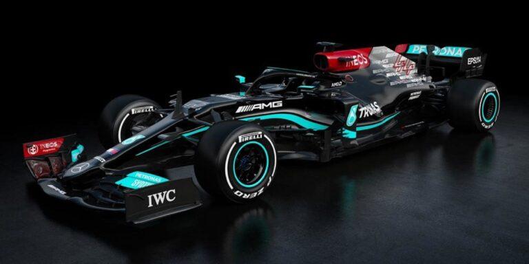 Preview dua Pembalap Tim Mercedes AMG Petronas F1 2021 1