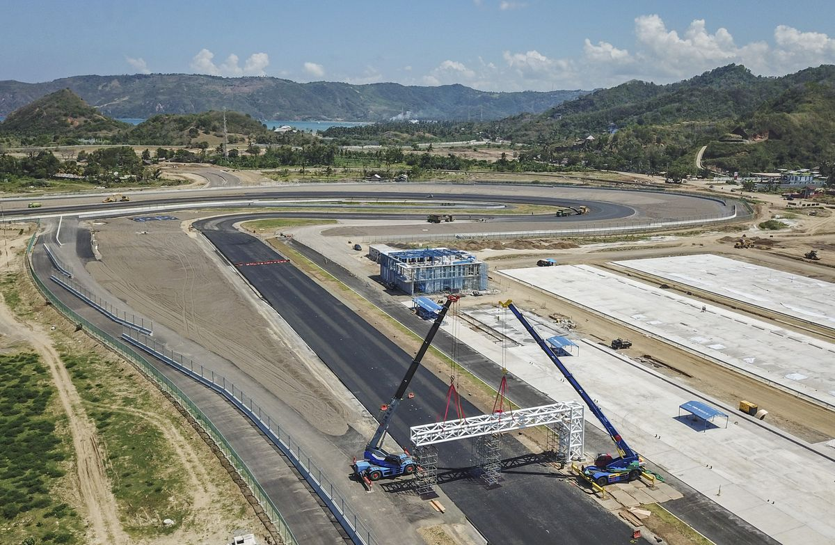 Sirkuit Mandalika, untuk MotoGP 2022 5