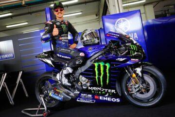 Dua Pembalap Tim Monster Energy Yamaha MotoGP 2021 7