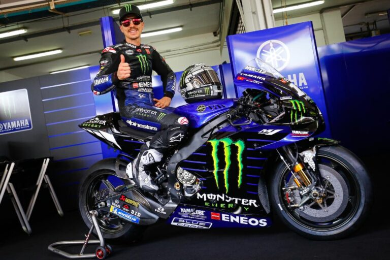 Dua Pembalap Tim Monster Energy Yamaha MotoGP 2021 1