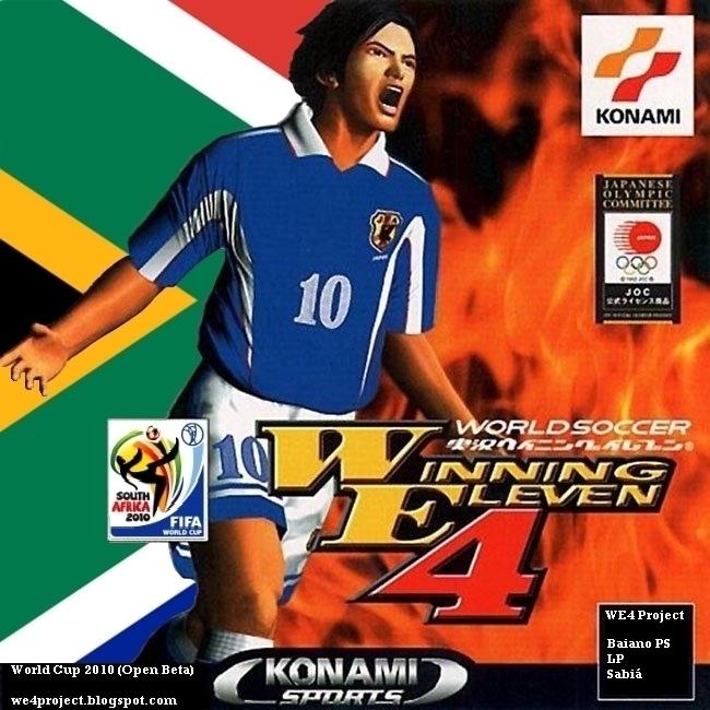 Cover WE4 di PlayStation 1